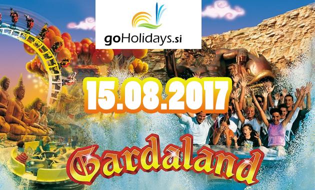 Gardaland 15.8.2017