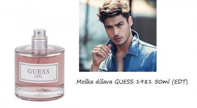 GUESS 1981 for Men 50ml-3.