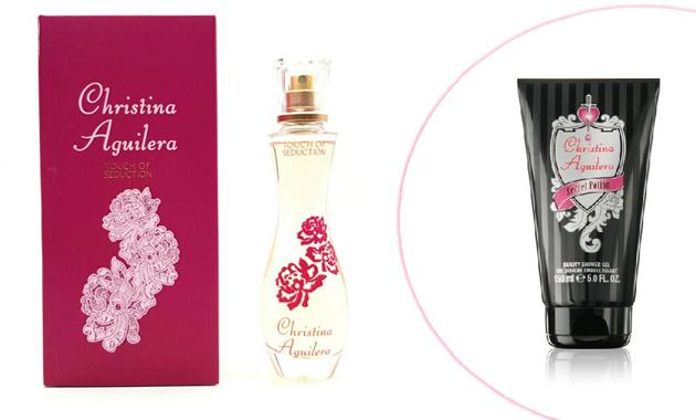 CHRISTINA AGUILERA - Touch of Seduction - 15ml-2 (1)+gel.