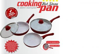 coking pan.